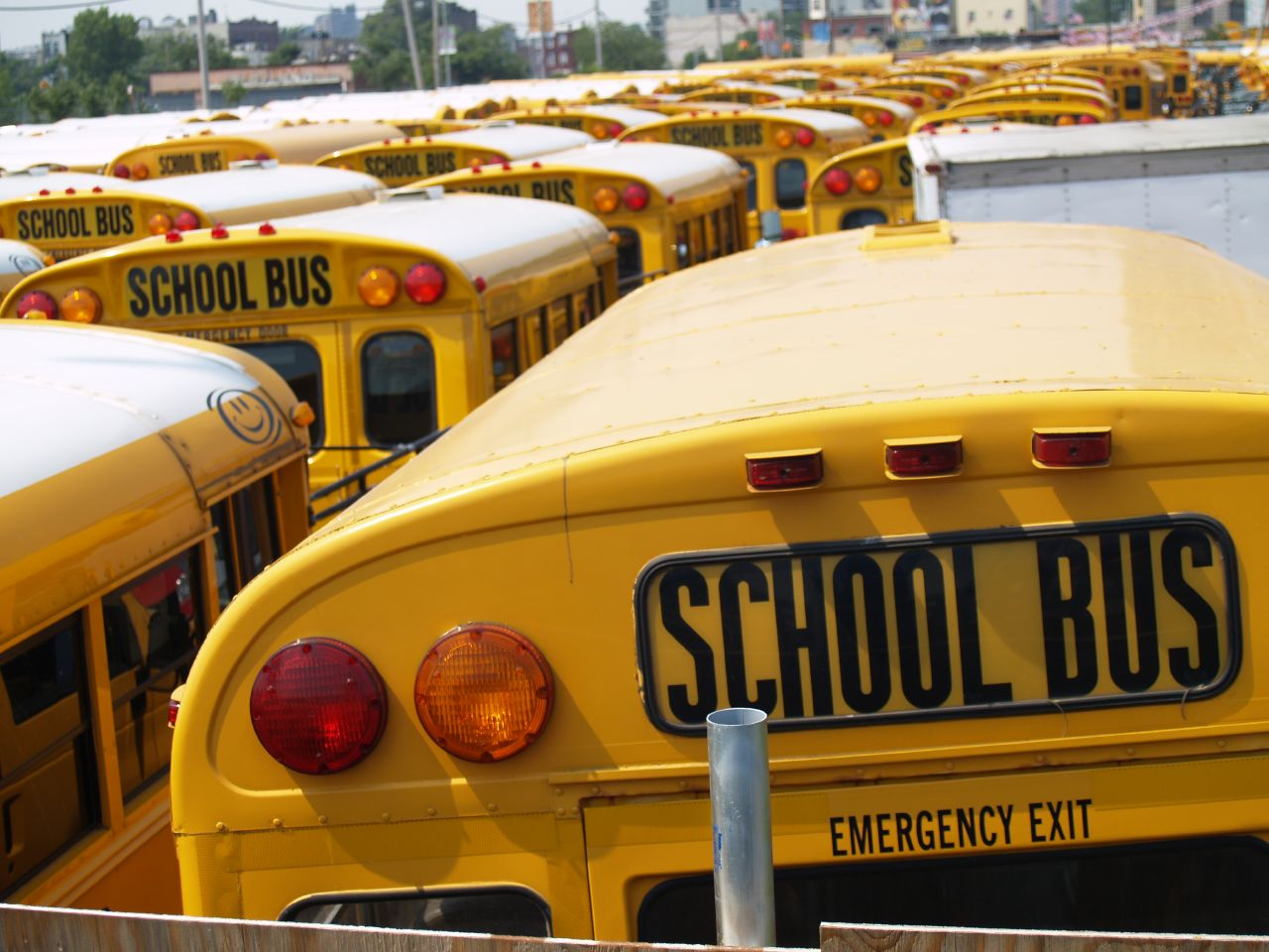 School bus involved in accident on Center Point Parkway – The ...