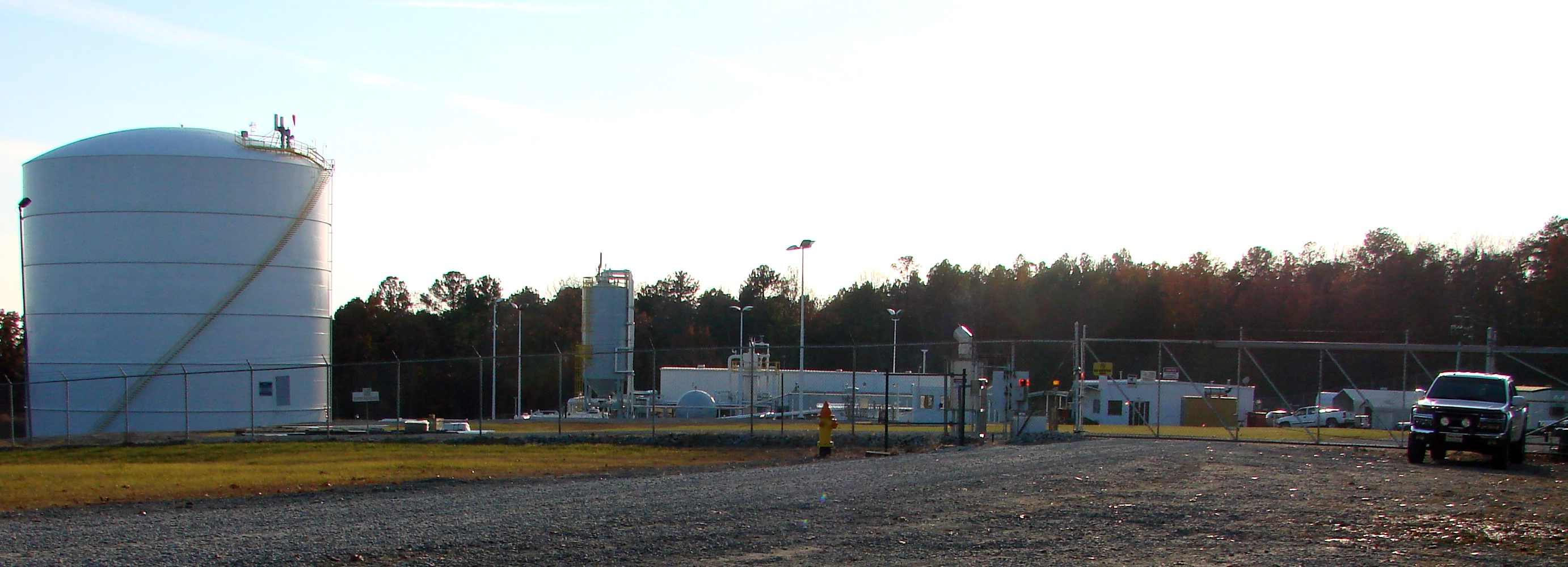 National company purchases Trussville LNG plant The
