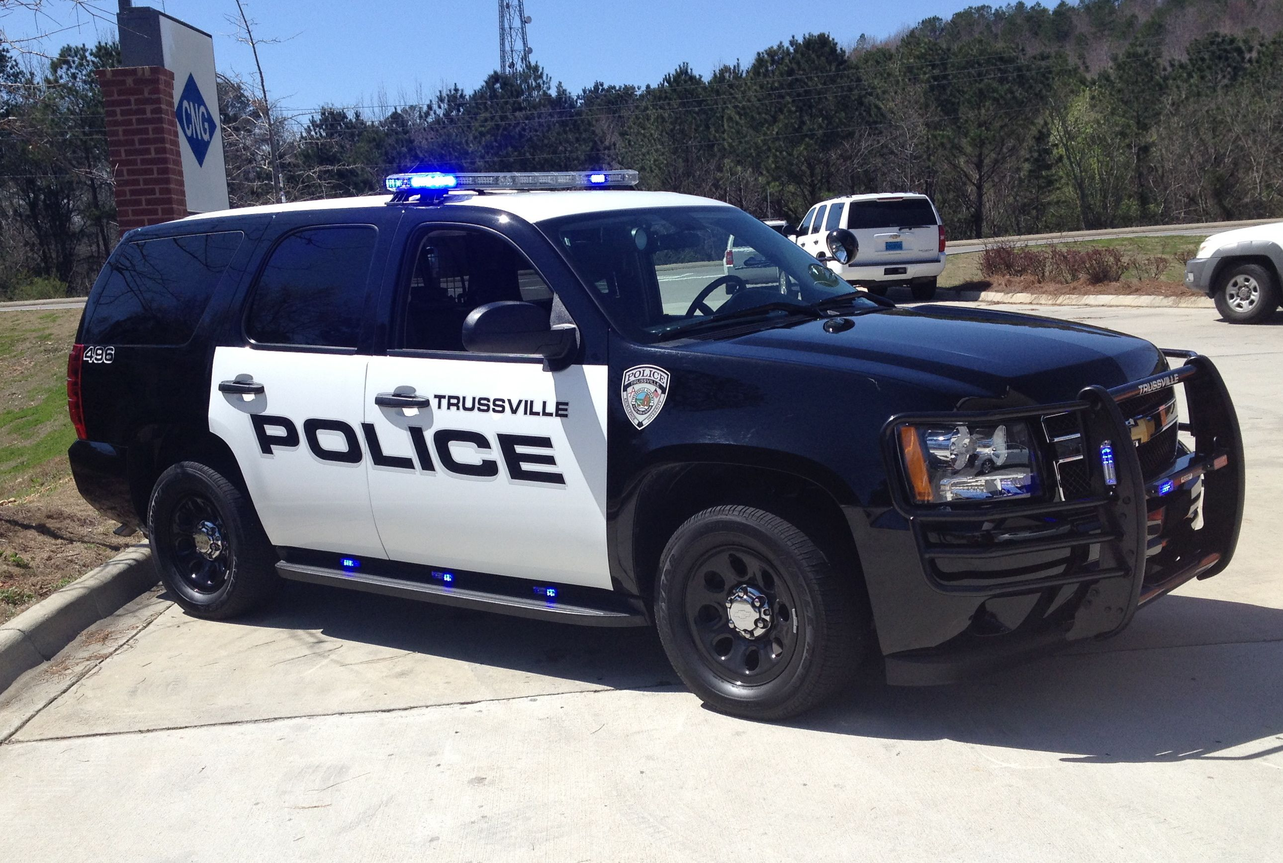City Of Trussville Alabama Police Department
