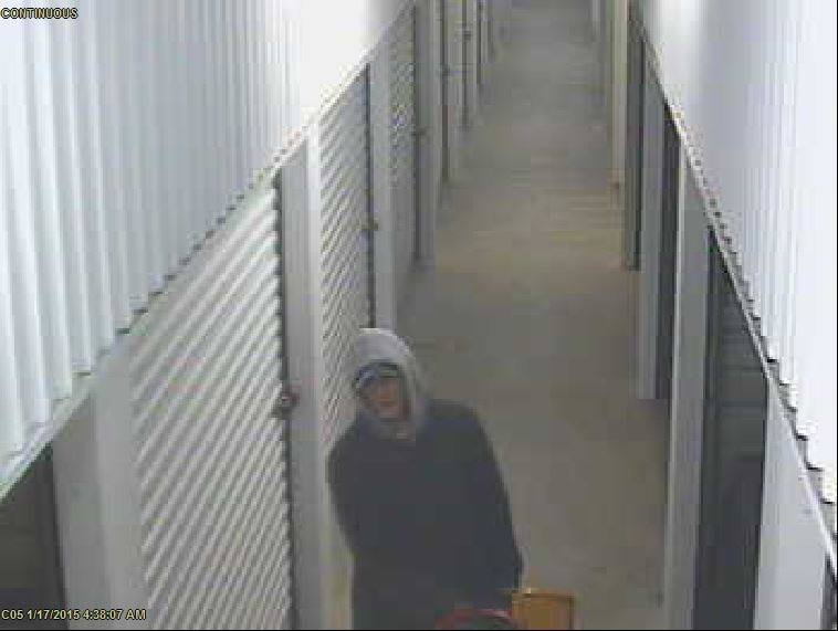 The Suspect Photo Courtesy Of Crime Stoppers Of Metro Alabama