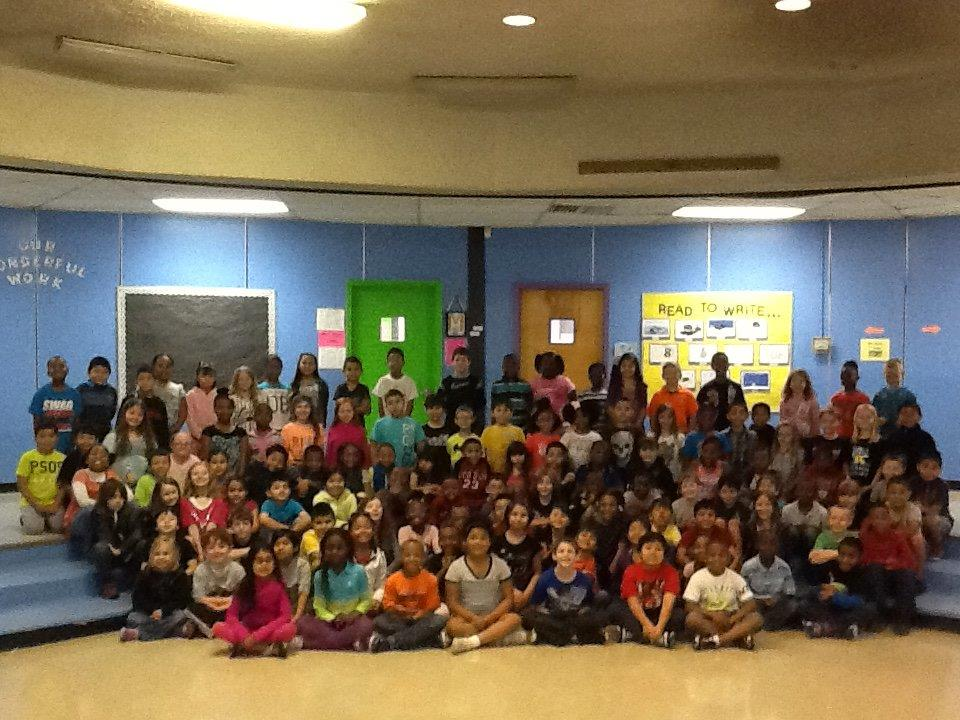 Richmond Ford West >> Pinson Elementary announces perfect attendance for