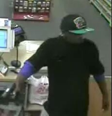 one cvs robbery suspect identified accomplice unidentified the