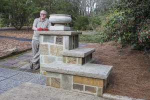 According to Floyd, one of his greatest personal and professional accomplishments is giving the Southern Living audience the inspiration and confidence to make quality improvements to how they live.   -photo by Ron Burkett