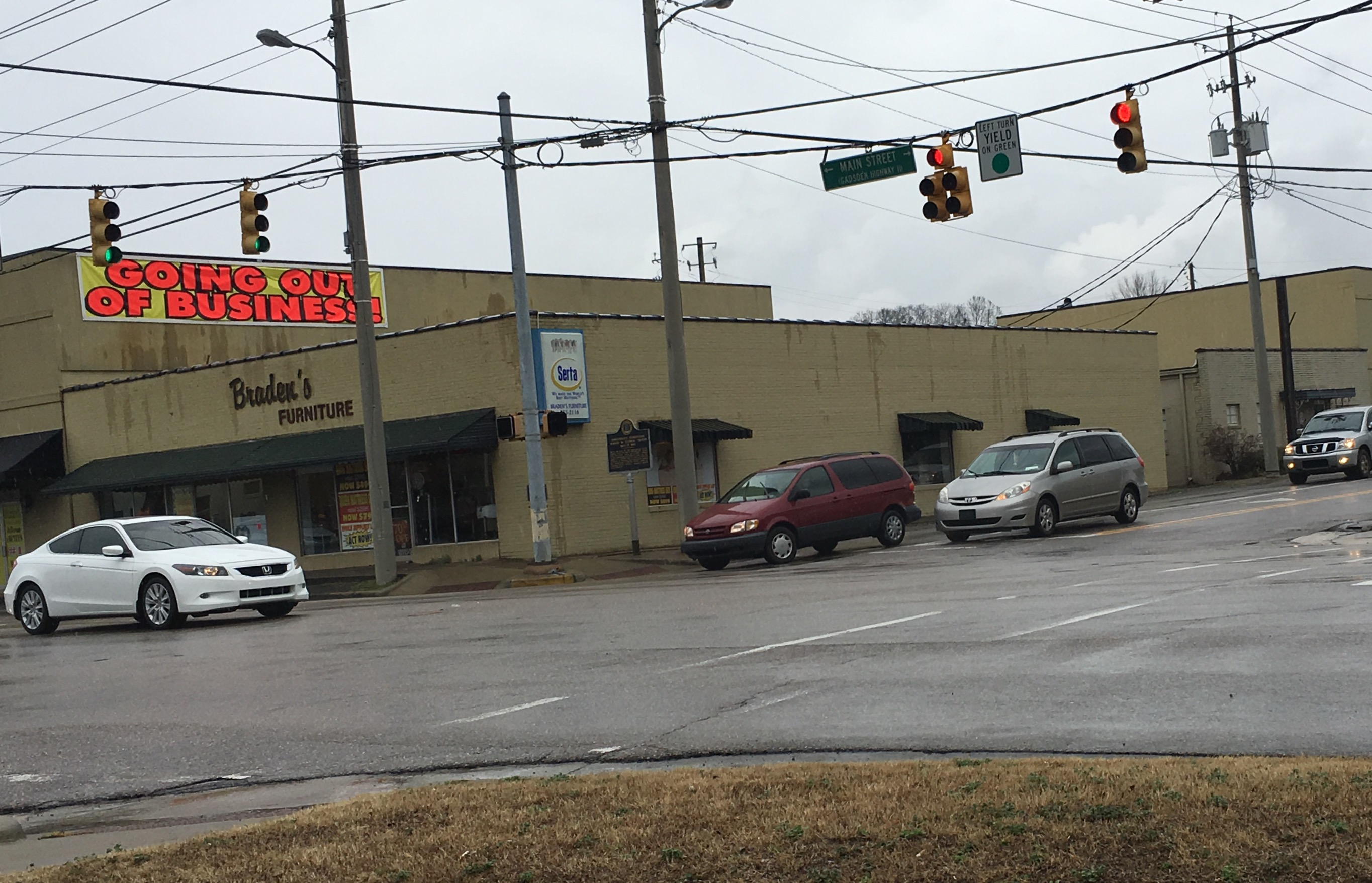 The Bradenu0027s Furniture Building Will Come Down And An Right Turn Lane Will  Be Engineered As