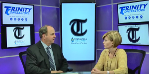 Brannon Dawkins sat down with Trussville mayoral candidate Anthony Montalto.