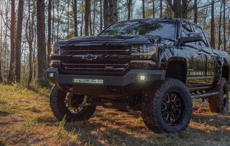 Trussville Firm Unveils New High Performance Pickups The