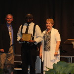 Rodney Porterfield, Pinson Elementary Teacher of the Year