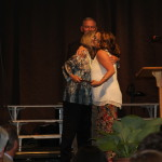 Dianne Davis, Kermit Johnson  Elementary Teacher of the Year