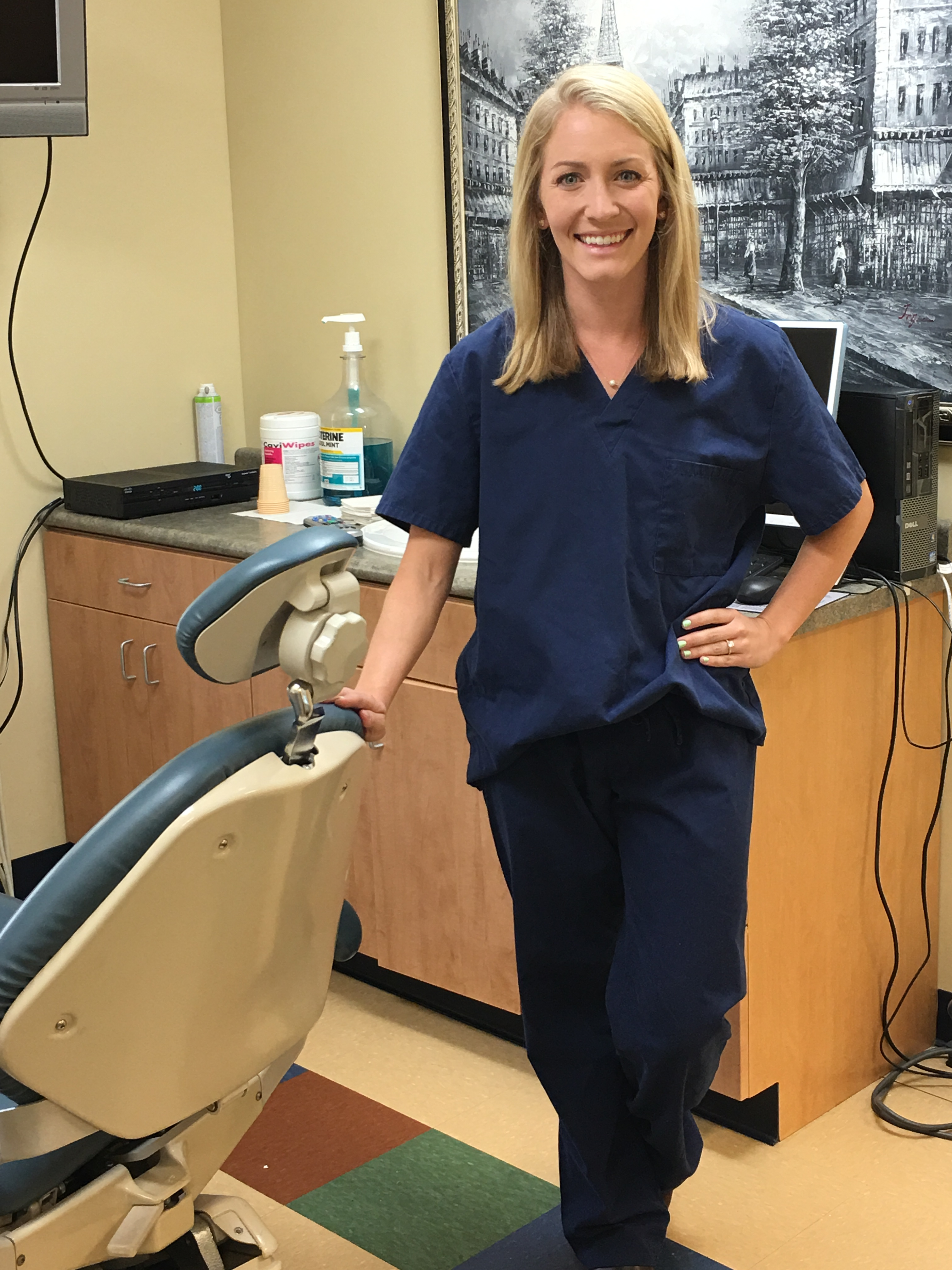 New Dentist Looks To Combine Love Of Art Dentistry To
