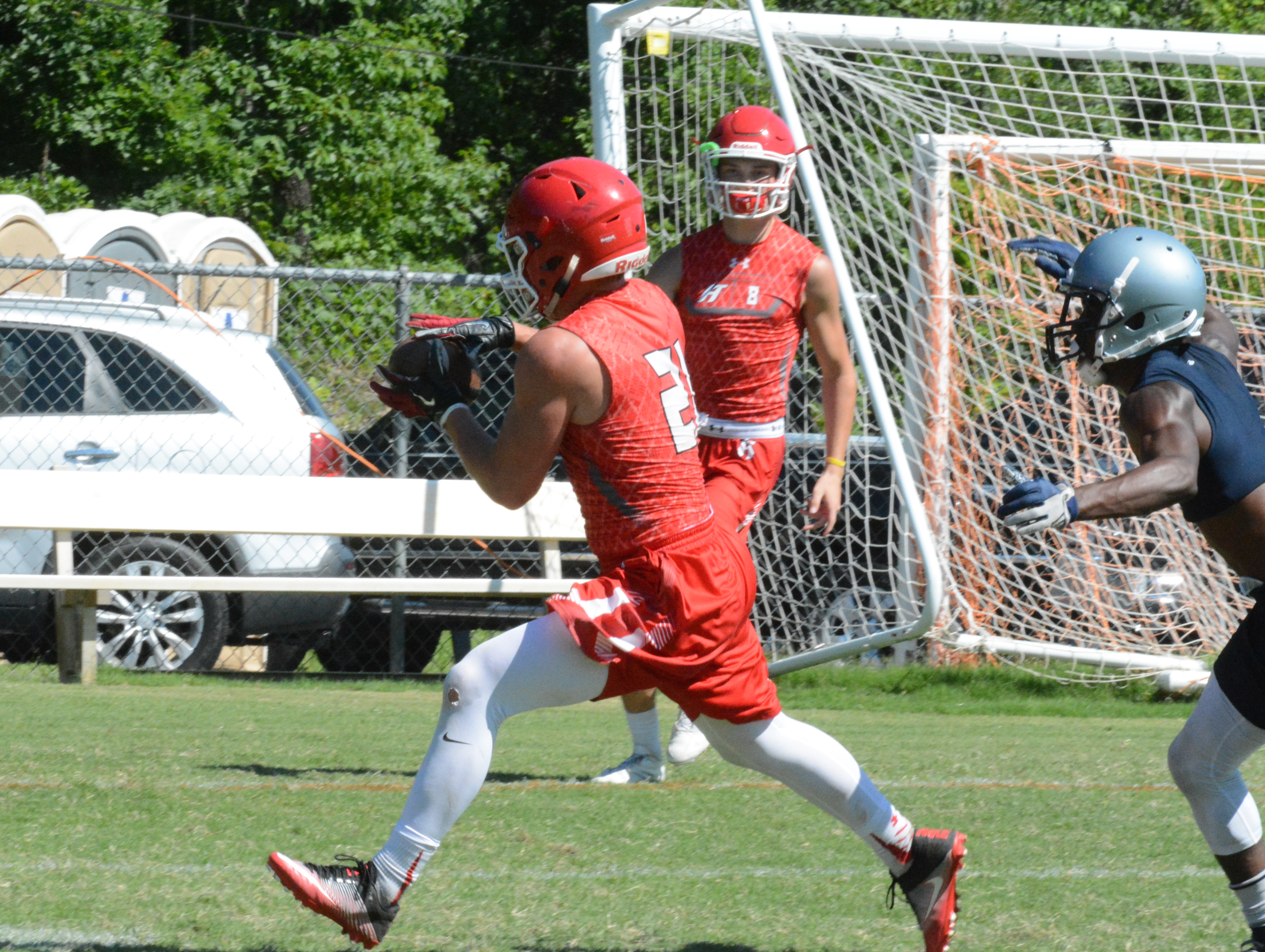 Huskies Handle Cougars In Usa Football Alfca 7on7 Tournament The