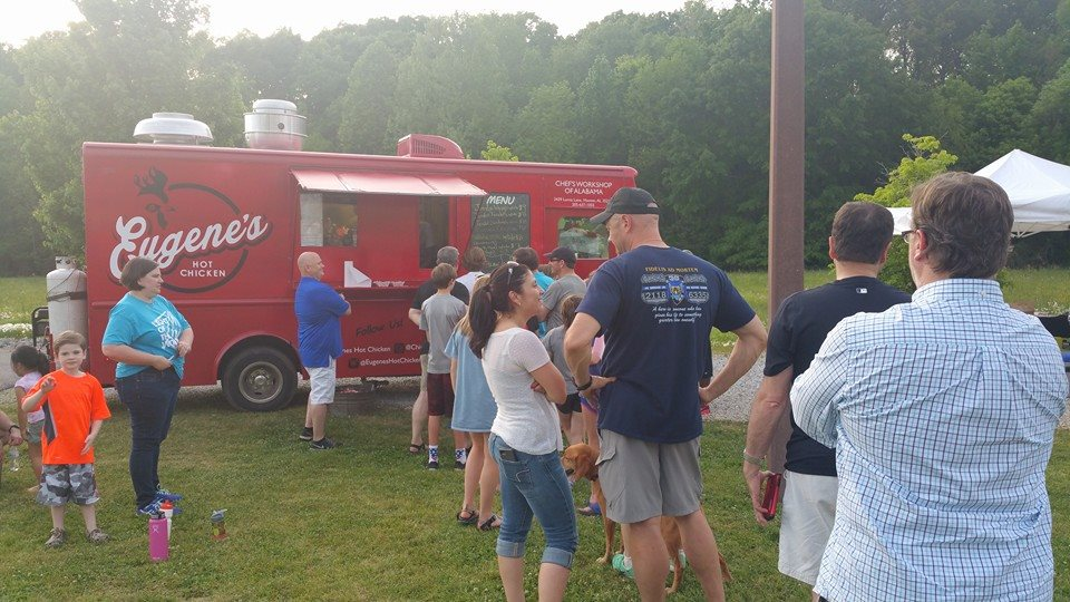 Birmingham Food Trucks To Be Featured At Upcoming Trussville