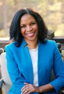 DR. KELLEY CASTLIN-GACUTAN. PHOTO COURTESY OF BIRMINGHAM CITY SCHOOLS.