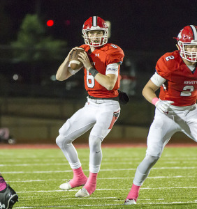 Hewitt-Trussville QB Connor Adair