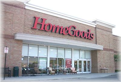 Home Goods sets target opening date at Homestead Village The