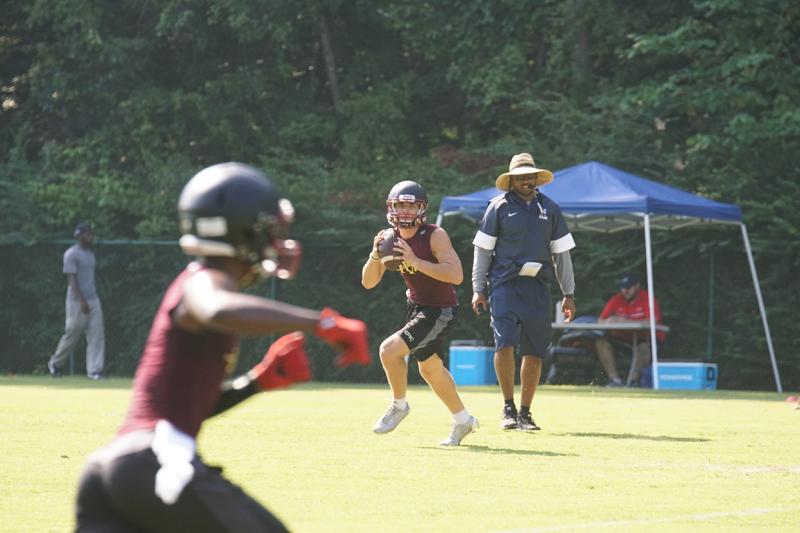 Huskies To Compete In Usa Football National 7on7 Tournament The