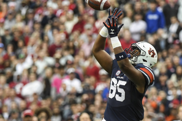 Auburn tops Alabama in Iron Bowl