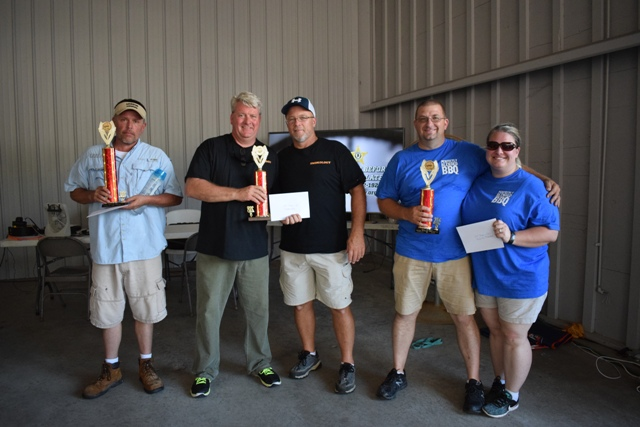 First Annual Smokin' & Stokin BBQ Festival was a great ... First Metro Bank Muscle Shoals Bank Photos