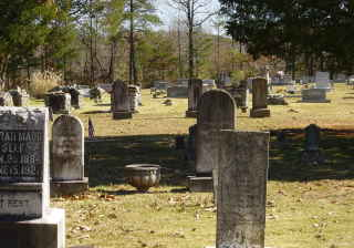 Historical information revealed at Mt. Calvary cemetery walk
