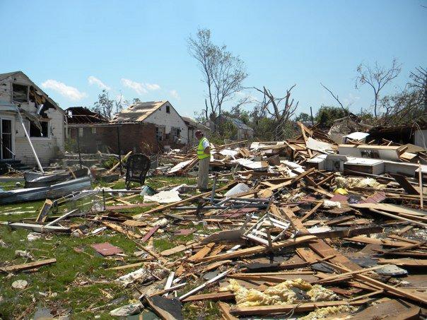 Trussville man returns tornado letter to former mayor of Tuscaloosa