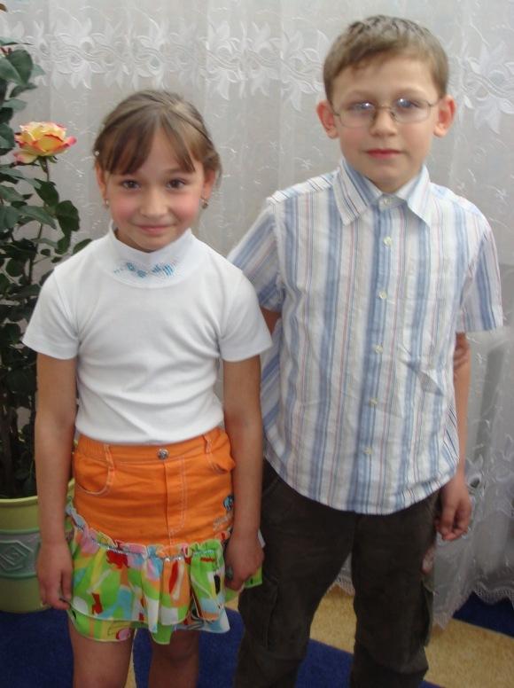 Pinson family ministers to Ukrainian orphans