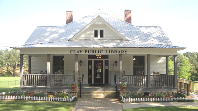 Clay Public Library releases November events calendar