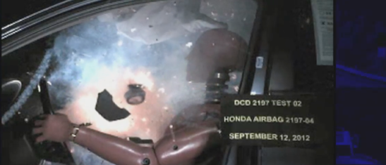 NHTSA Alerting Consumers to Dangers of Counterfeit Air Bags