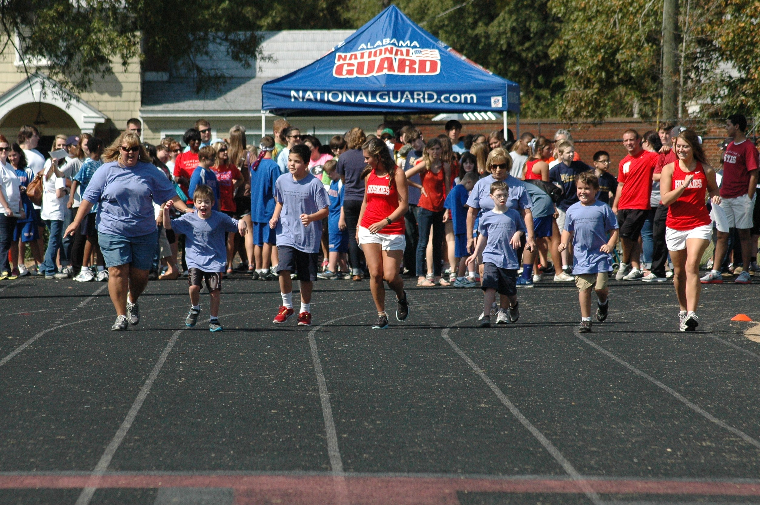Special Olympics promotes community, teaching and tolerance