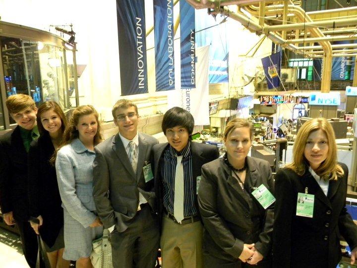 Hewitt's Academy Program Spotlight: Business and Finance