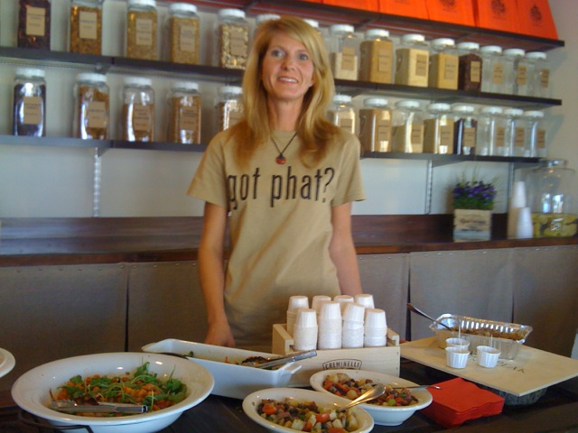 Farmhouse brings fresh outlook on healthy eating