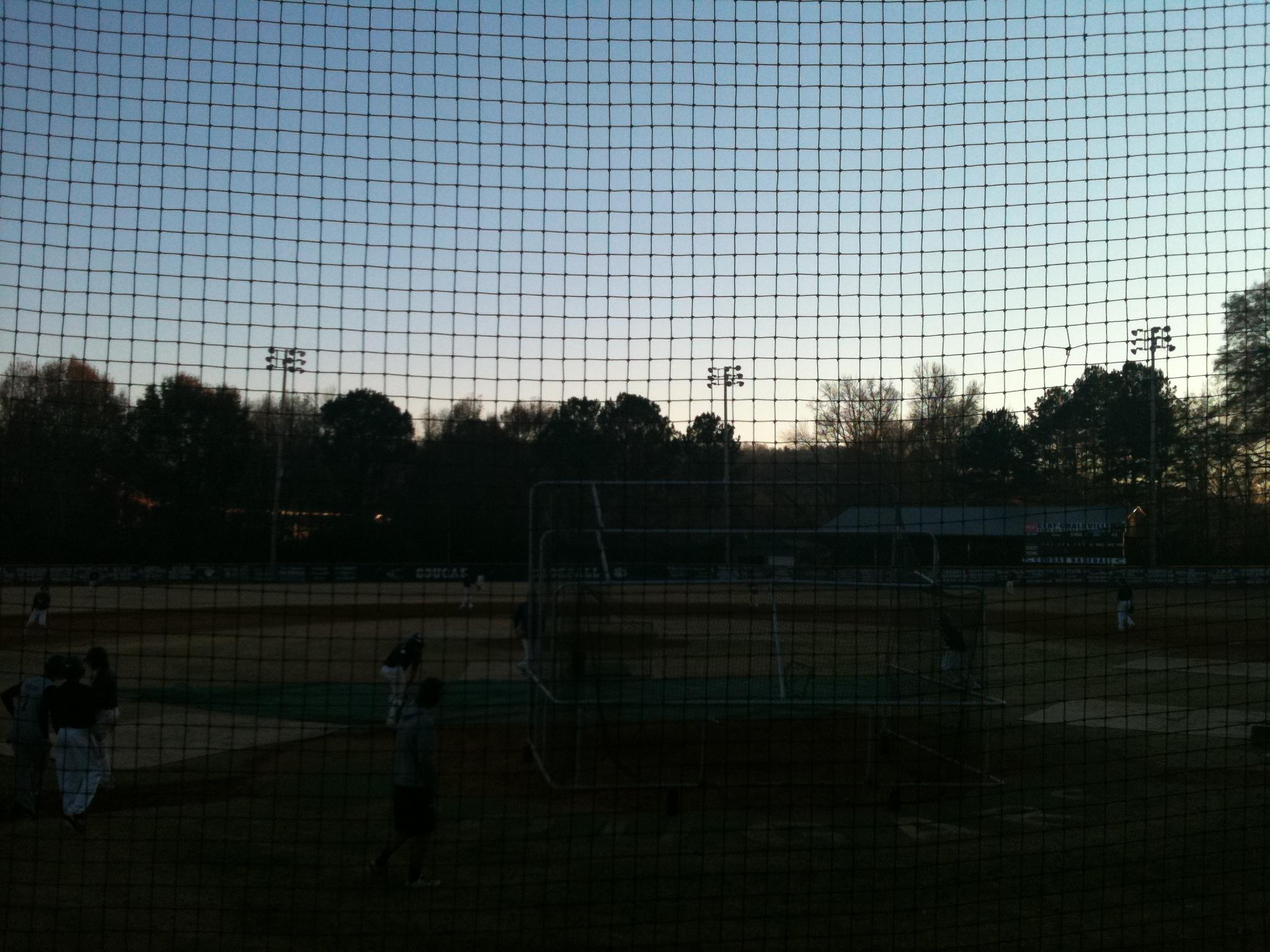 Lights on for Clay-Chalkville Baseball