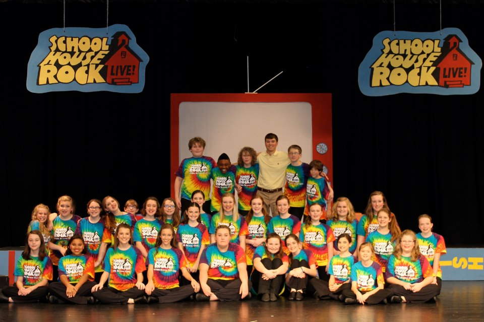 School House Rock live from Hewitt-Trussville Middle