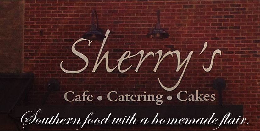 Want to win a $20 gift certificate to Sherry's Cafe?