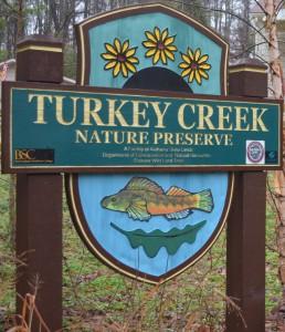 Turkey Creek Nature Preserve in Pinson photo courtesy of Turkey Creek Nature Preserve
