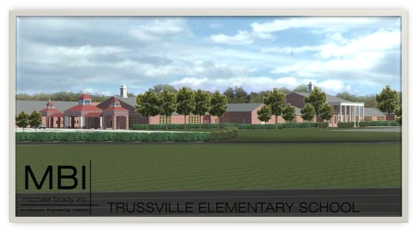 VIDEO: Take a look at Trussville's new elementary schools