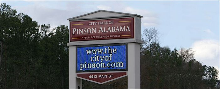 Pinson tables vote on sales tax increase