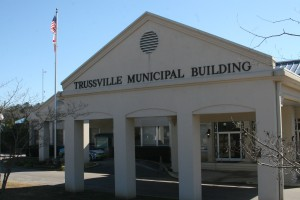 Trussville City Hall photo by Gary Lloyd