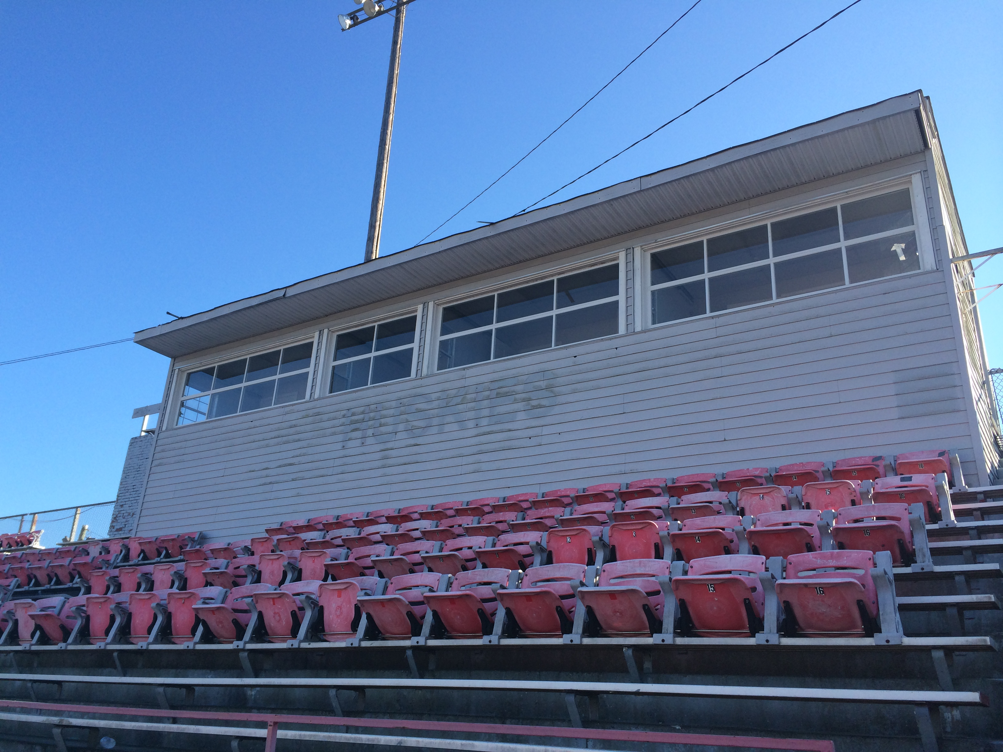 Trussville BOE approves bidder for Jack Wood Stadium demolition