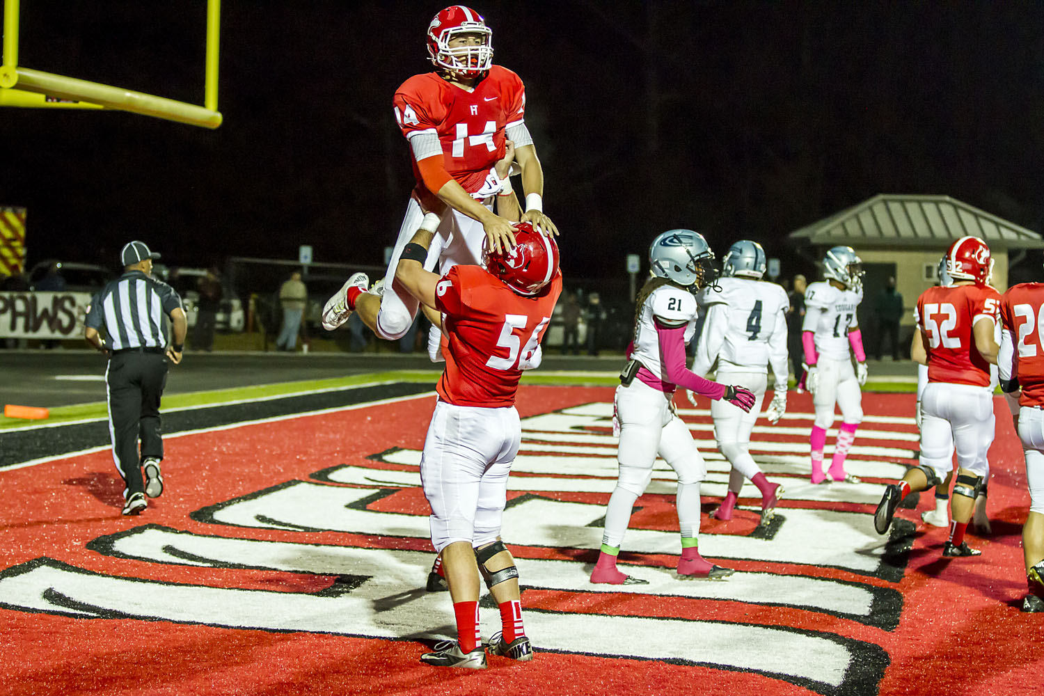 Hewitt Trussville Releases 2015 Football Schedule The