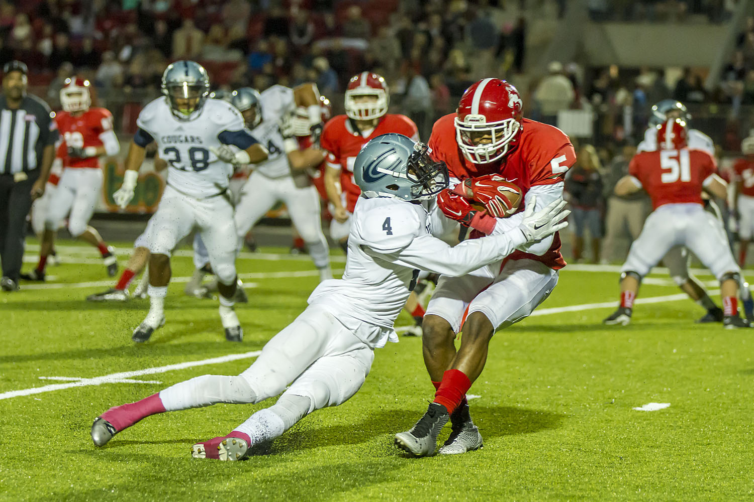 Clay-Chalkville's Torrence Willis makes college decision