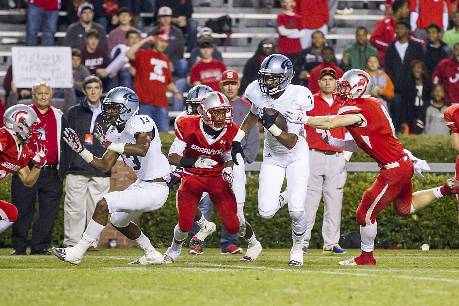 Clay-Chalkville sets spring gamedate, opponent