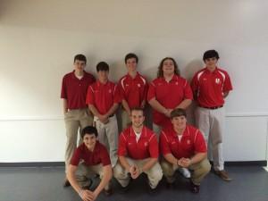 The Hewitt-Trussville boys bowling team photo courtesy of Jake Garrett