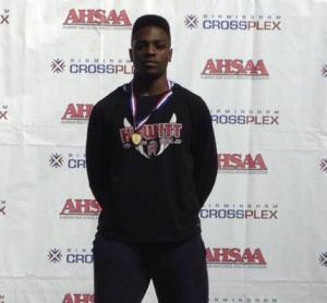 Noah Igbinoghene photo courtesy of Hewitt-Trussville Athletics