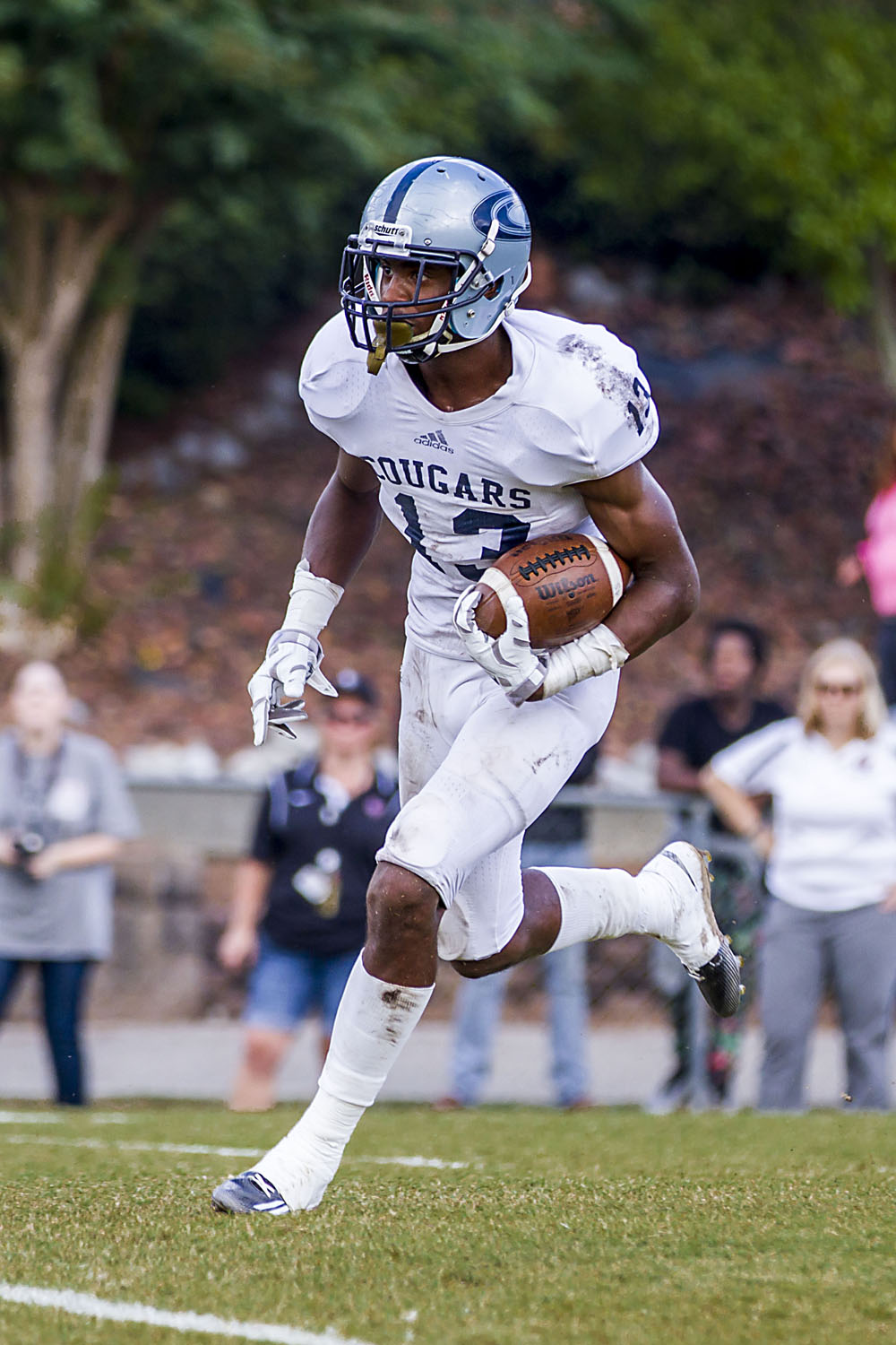 Clay-Chalkville WR commits to Alabama
