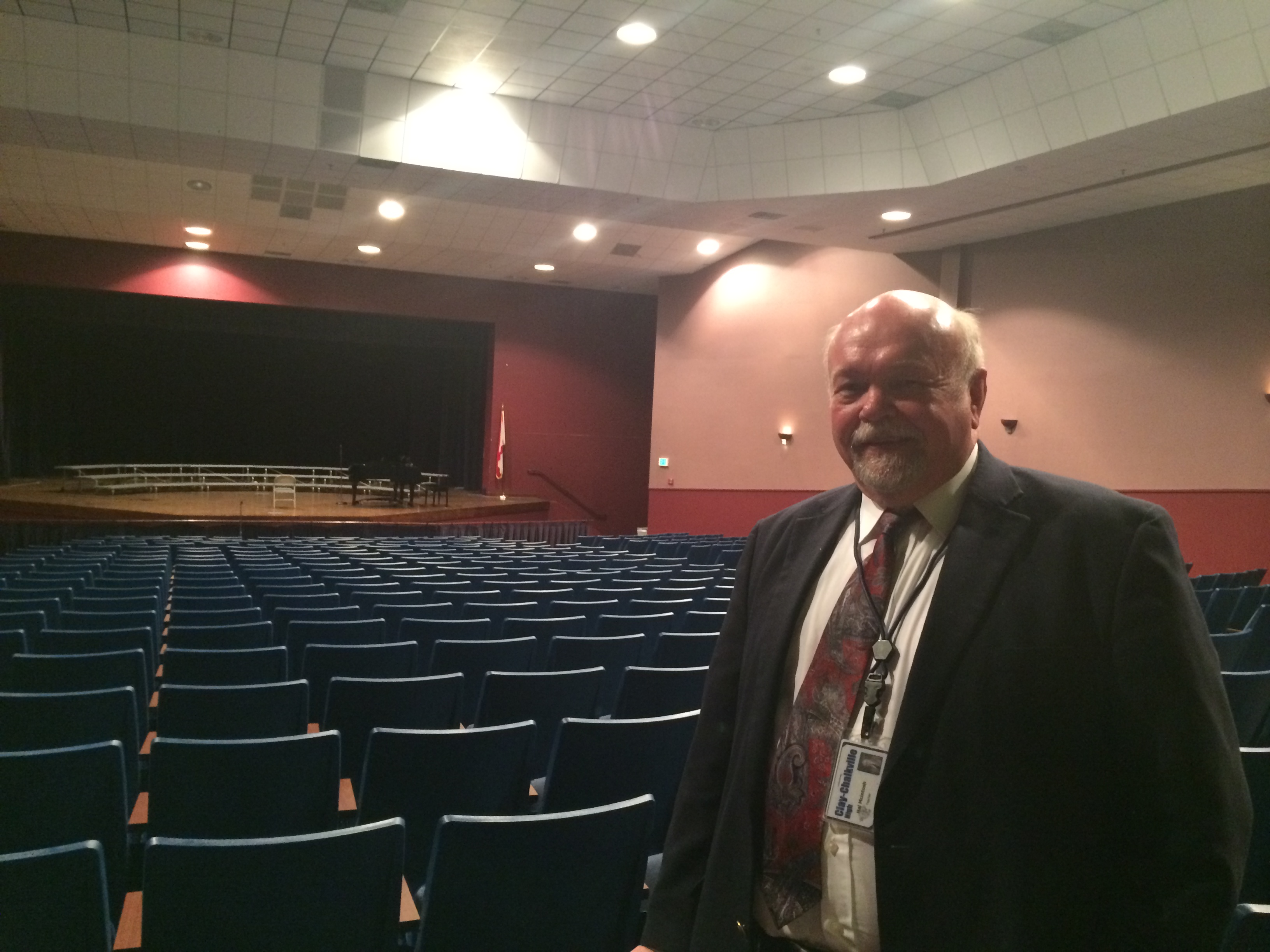 Clay-Chalkville theater teacher ending career with big award