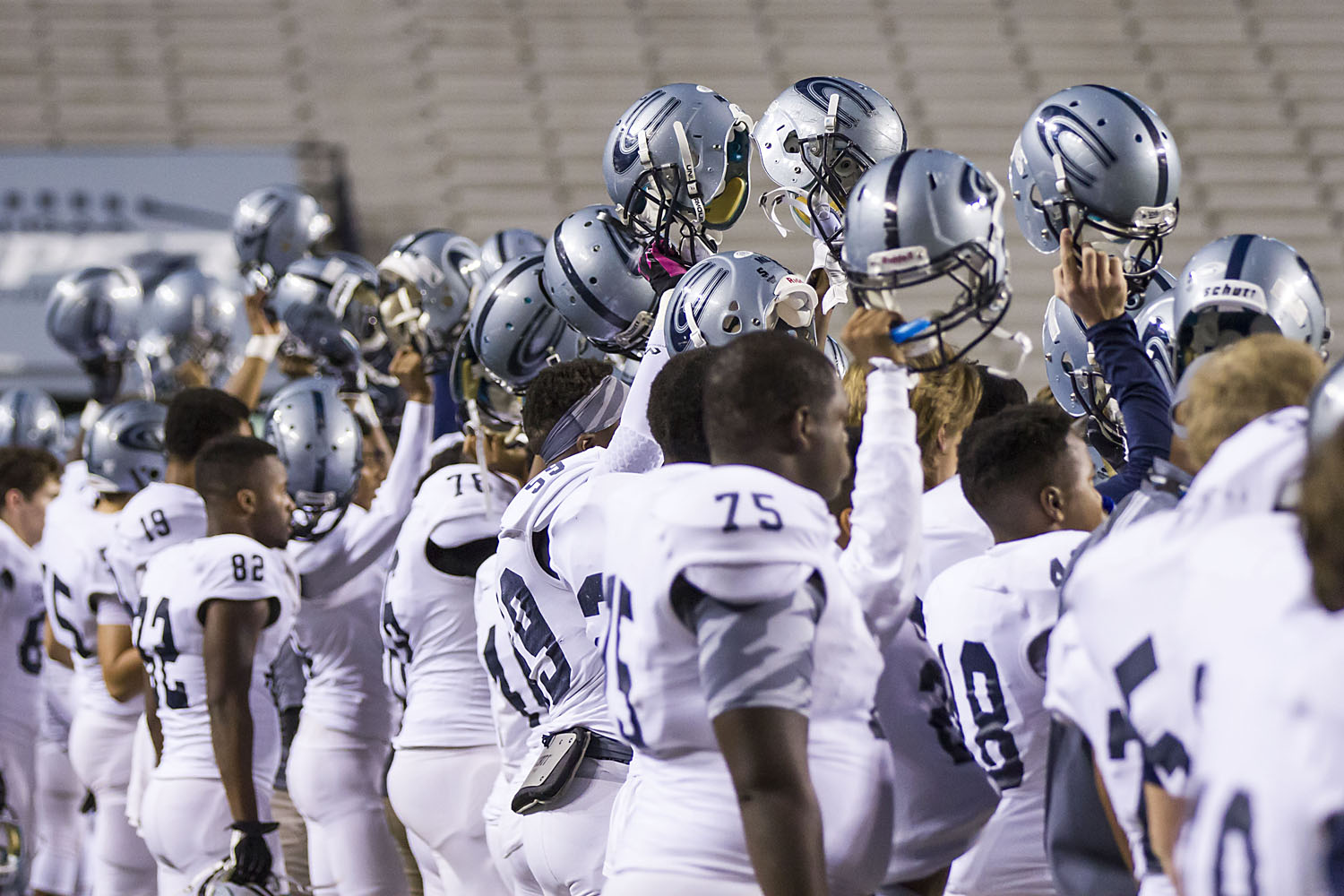 Clay-Chalkville adds assistant football coach