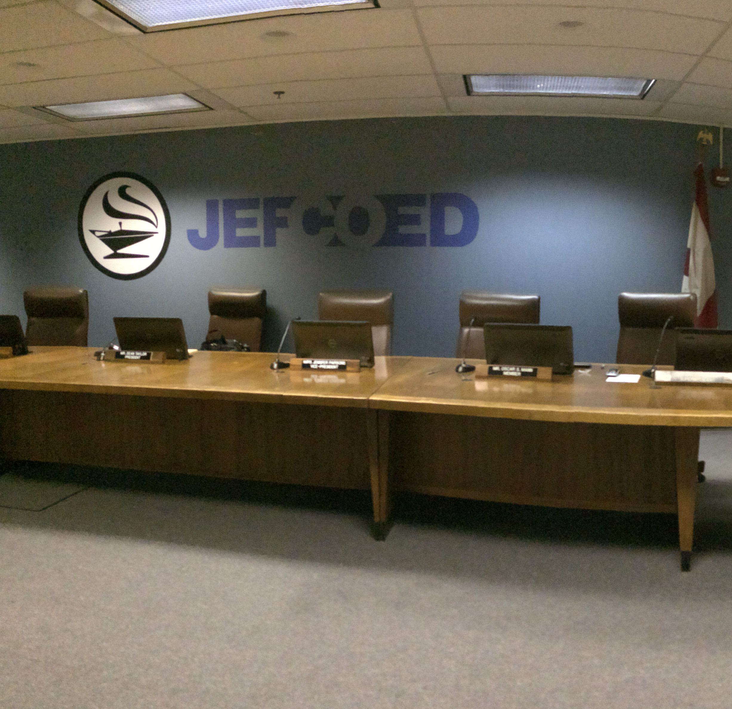 JEFCOED meeting scheduled this week, agenda posted