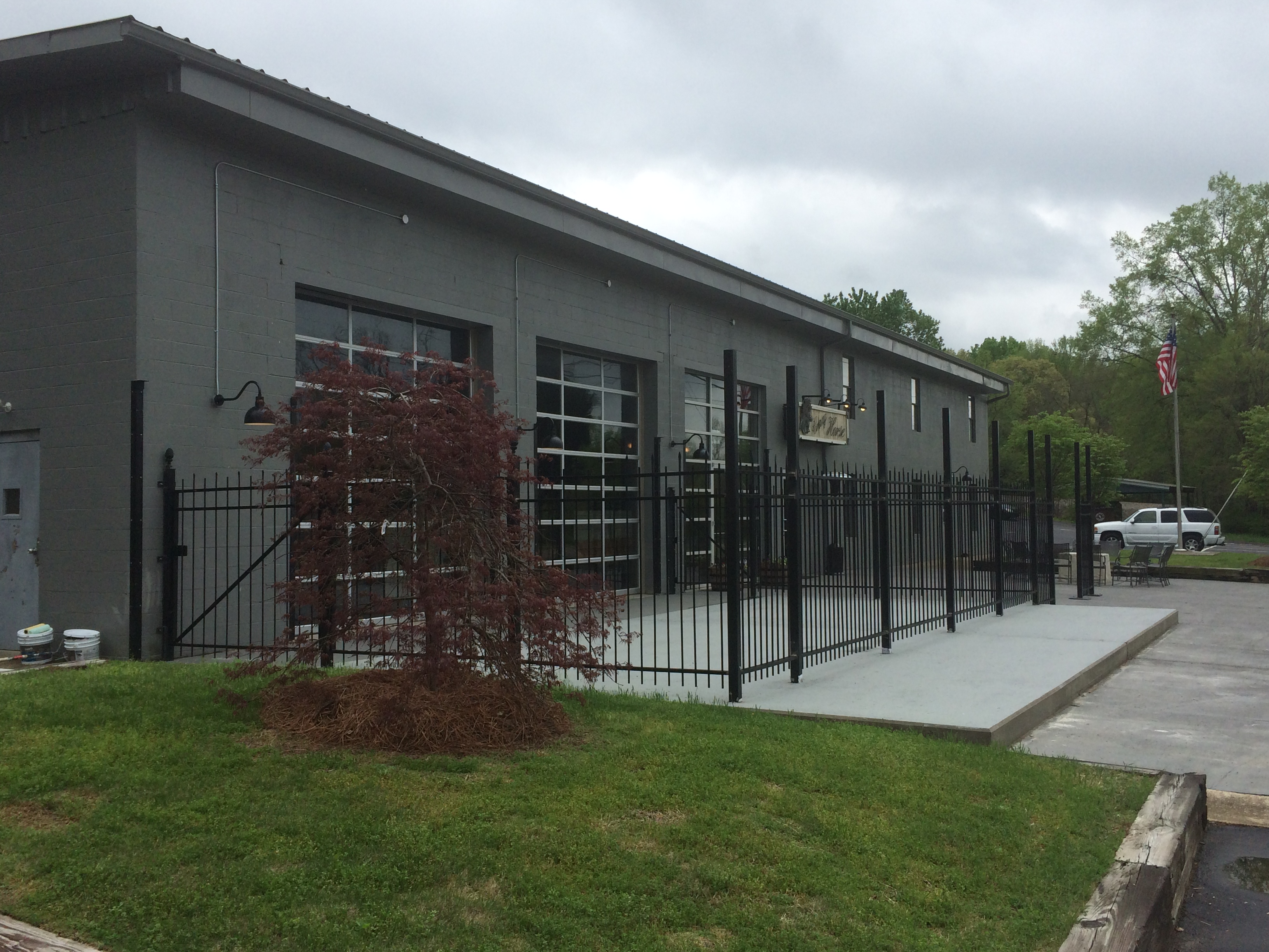 Argo restaurant preserves part of Jack Wood Stadium