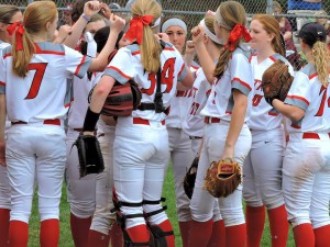 Hewitt softball reaches playoffs with second-place finish