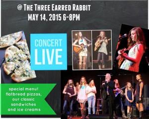 Rabbit concert
