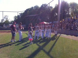 Pinson Valley marches on